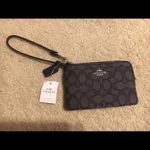 Coach Wristlet - NEVER USED
